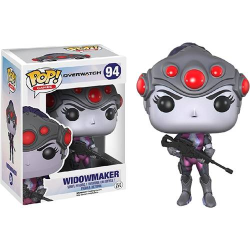Funko Pop Games Overwatch - Widowmaker