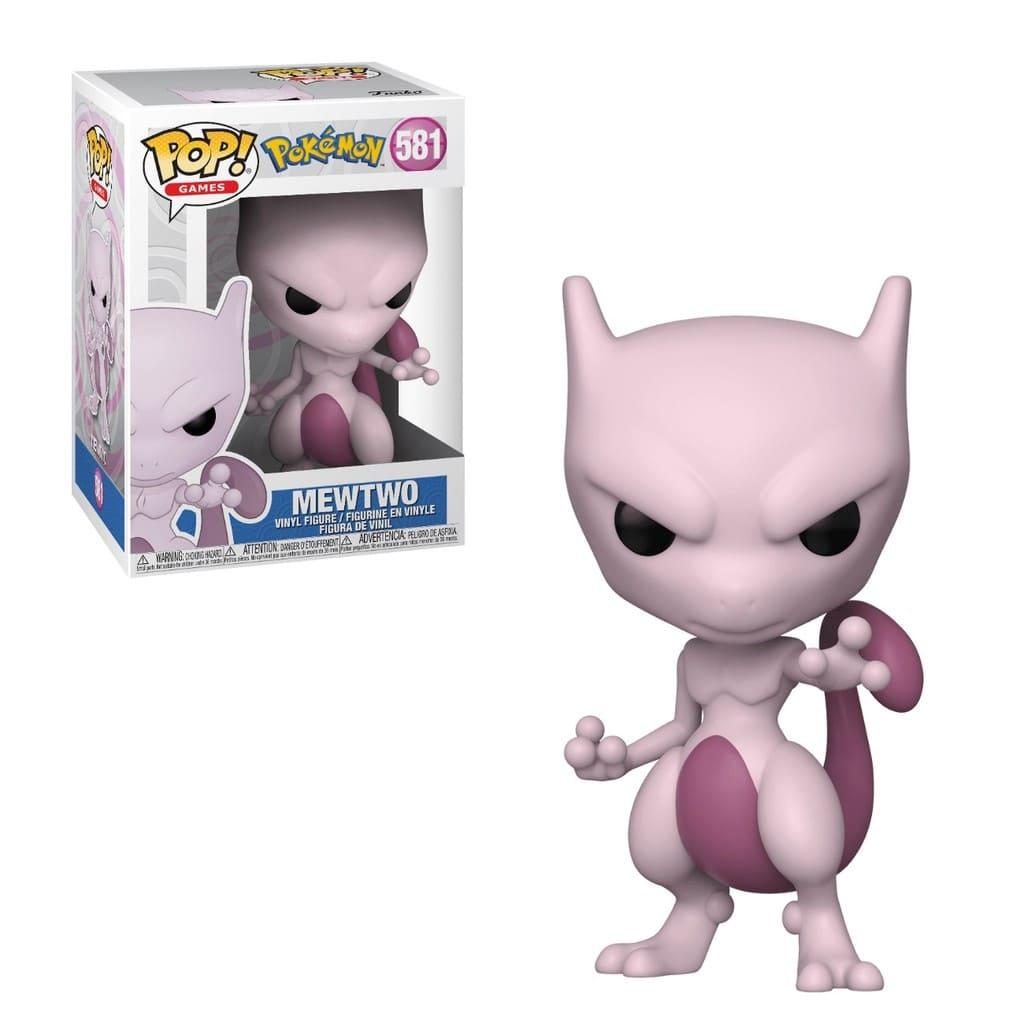 Funko Pop Games Pokémon Mewtwo 581
