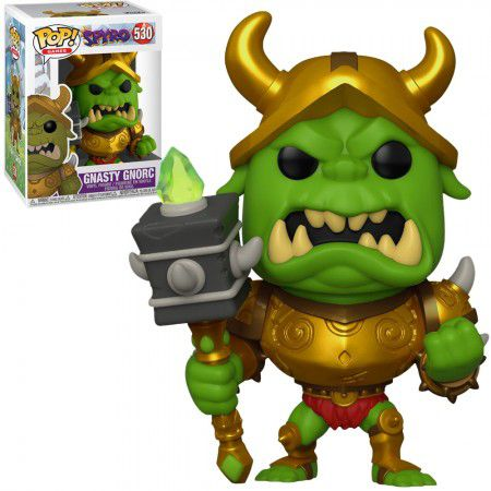 Funko Pop Games Spyro The Dragon - Gnasty Gnorc