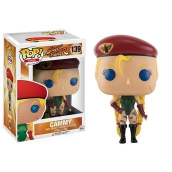 Funko Pop Games Street Fighter - Cammy