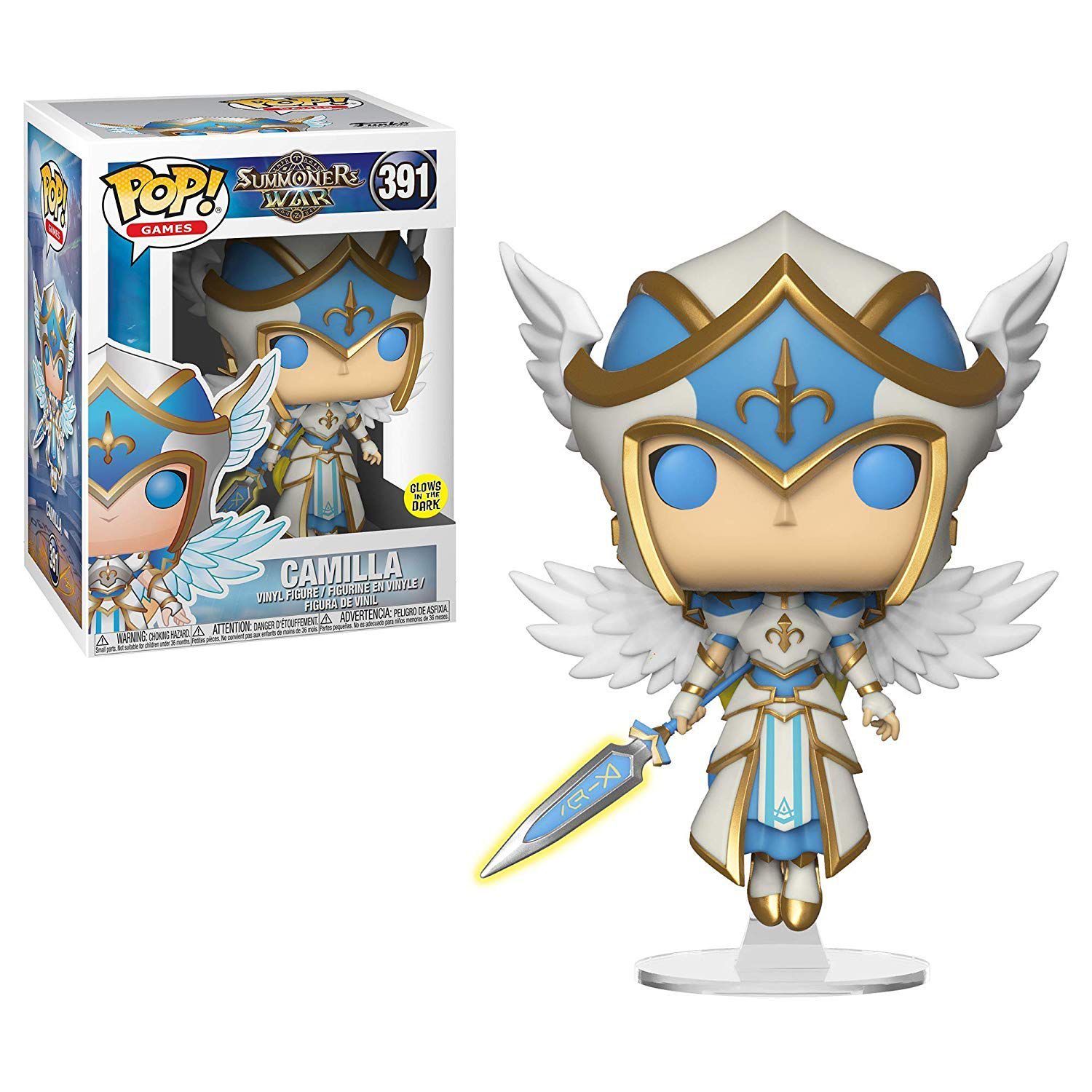 Funko Pop Games Summoners War - Valkyrie