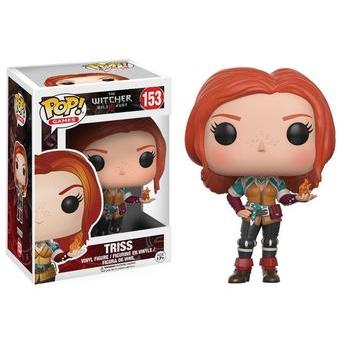 Funko Pop Games The Witcher III - Triss