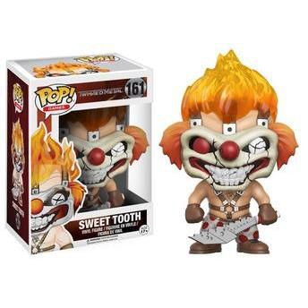 Funko Pop Games Twisted Metal - Sweet Tooth