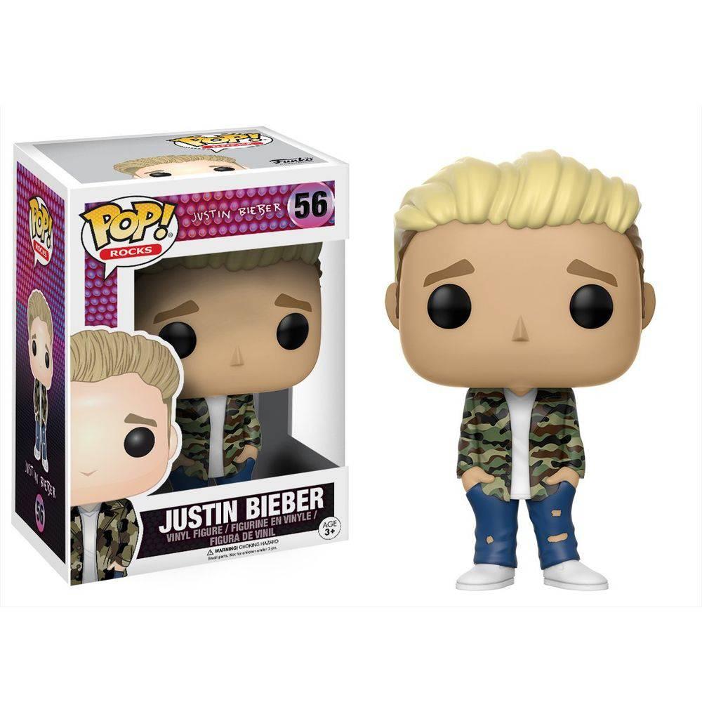 Funko Pop Justin Bieber