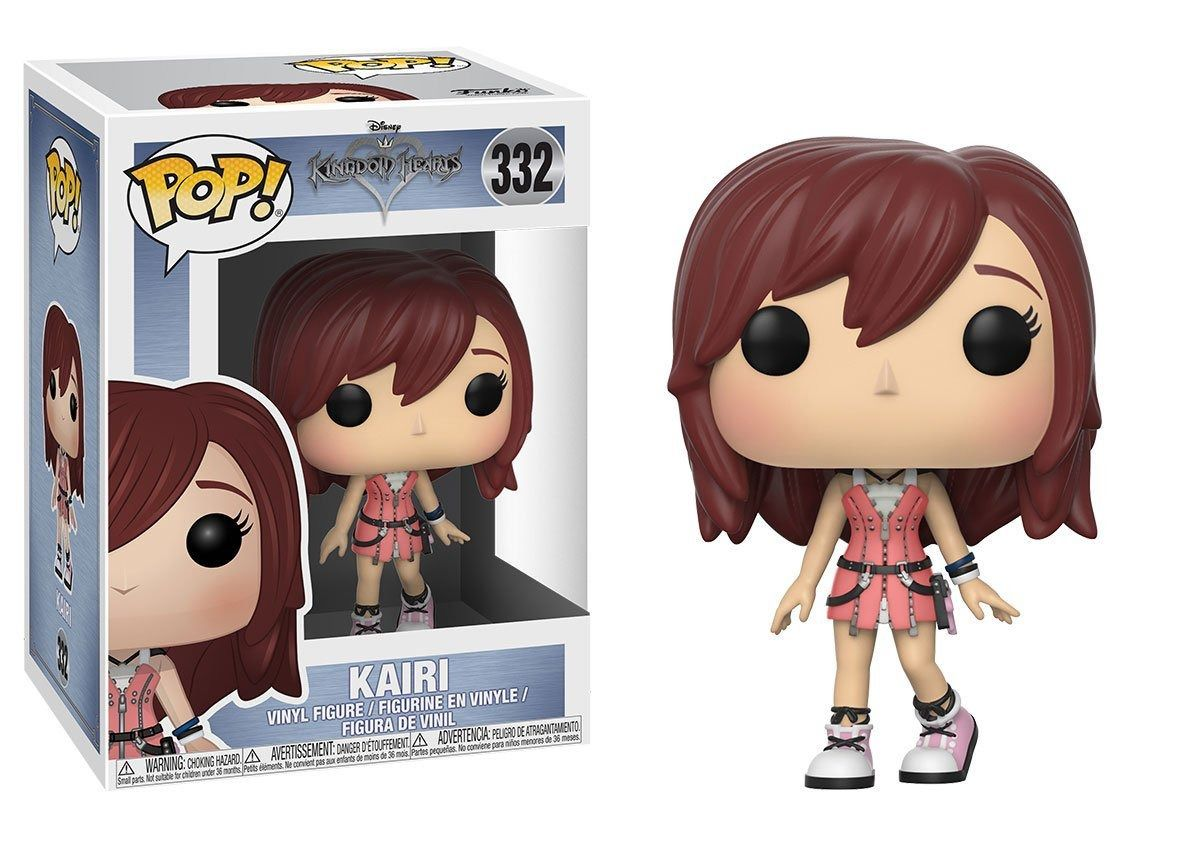 Funko Pop Kingdom Hearts - Kairi