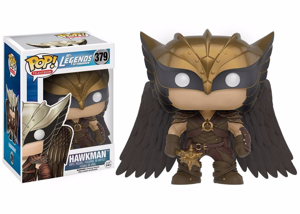 Funko Pop Legends of Tomorrow - Hawkman