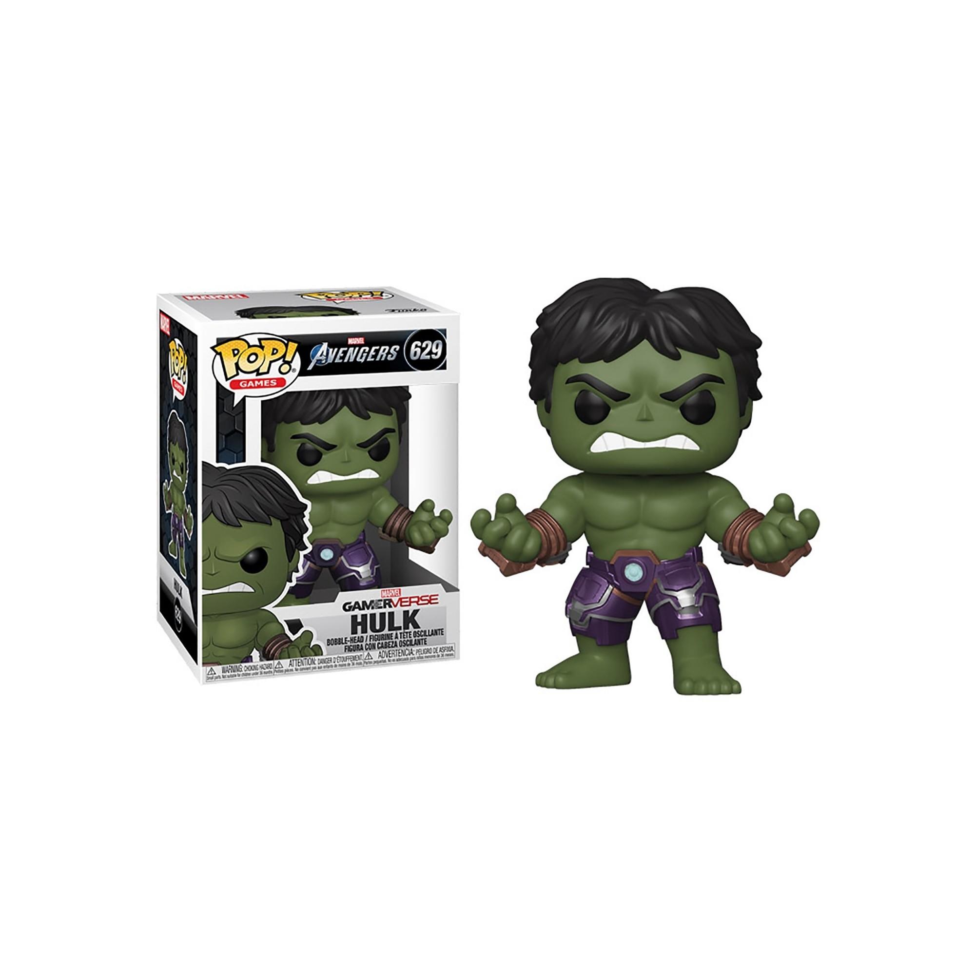 Funko Pop Marvel Avengers Gameverse Hulk 629