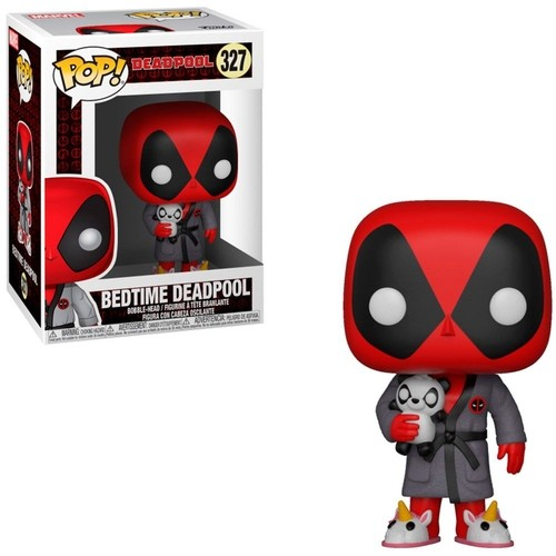 Funko Pop Marvel Deadpool Bedtime Deadpool 327