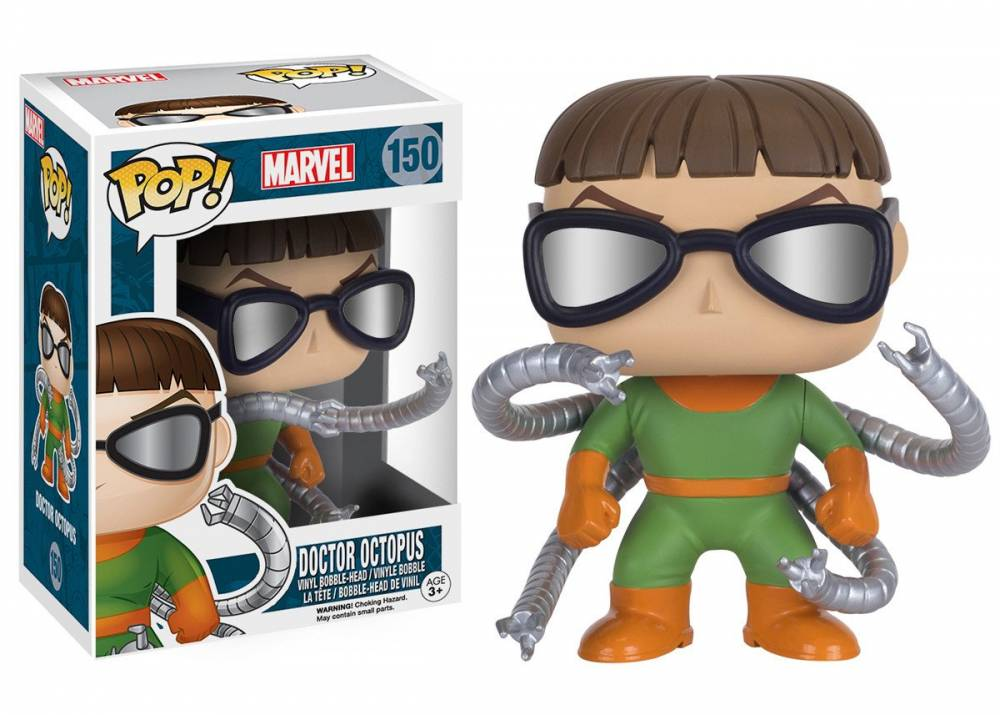 Funko Pop Marvel - Doctor Octopus