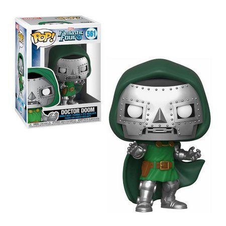 Funko Pop Marvel Fantastic Four Doctor Doom