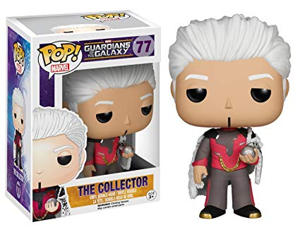 Funko Pop Marvel Guardians of the Galaxy - The Collector