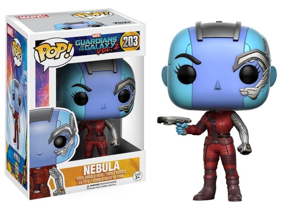 Funko Pop Marvel Guardians of the Galaxy Vol.02 - Nebula