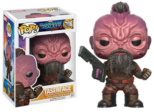 Funko Pop Marvel Guardians of the Galaxy Vol.02 - Taserface