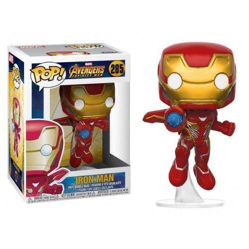 Funko Pop Marvel Vingadores Guerra Infinita - Iron Man