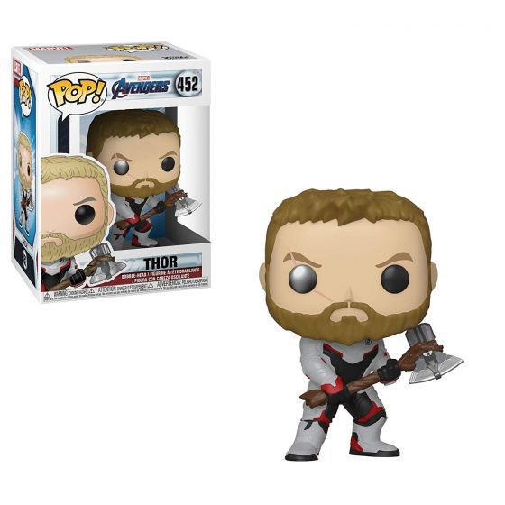 Funko Pop Marvel Vingadores Ultimato Thor
