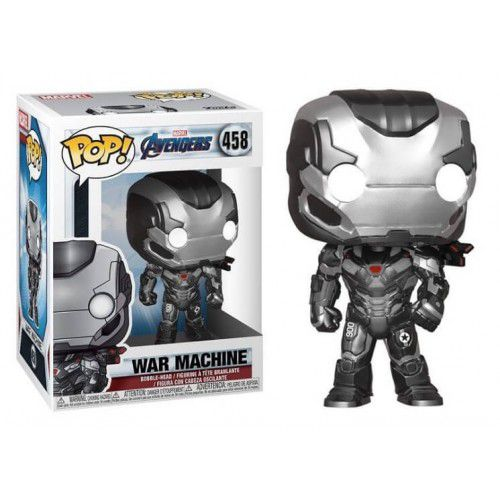 Funko Pop Marvel Vingadores Ultimato War Machine