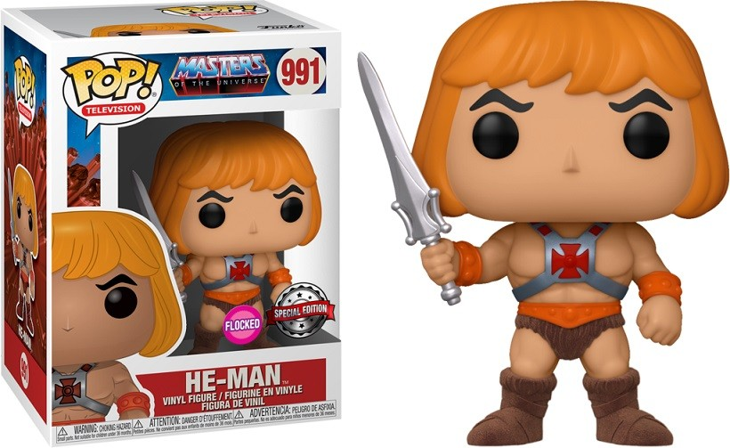 Funko Pop Masters Of The Universe He-Man 991