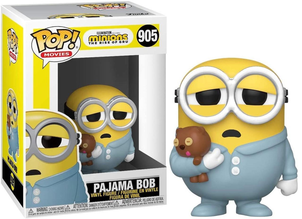 Funko Pop Minions The Rise of Gru Pajama Bob