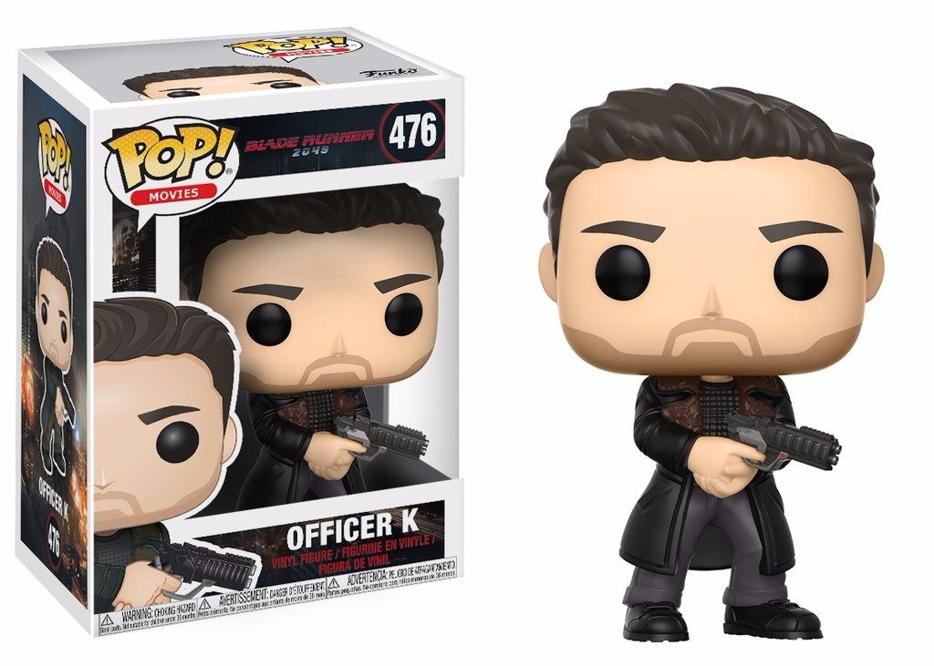 Funko Pop Movies Blade Runner 2045 - Officer K