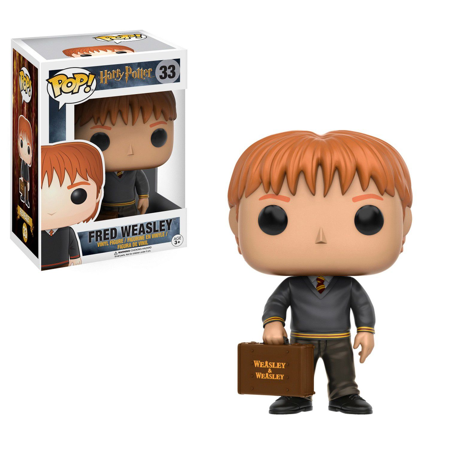 Funko Pop Movies Harry Potter - Fred Weasley