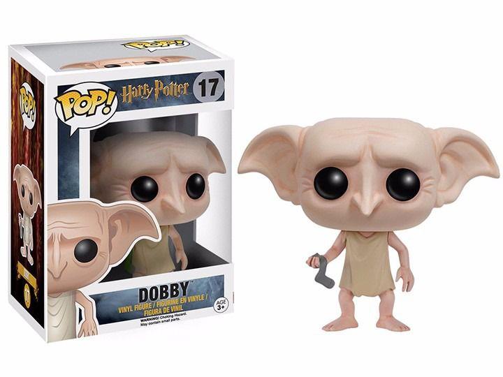 Funko Pop Movies Harry Potter Lord Pop Dobby