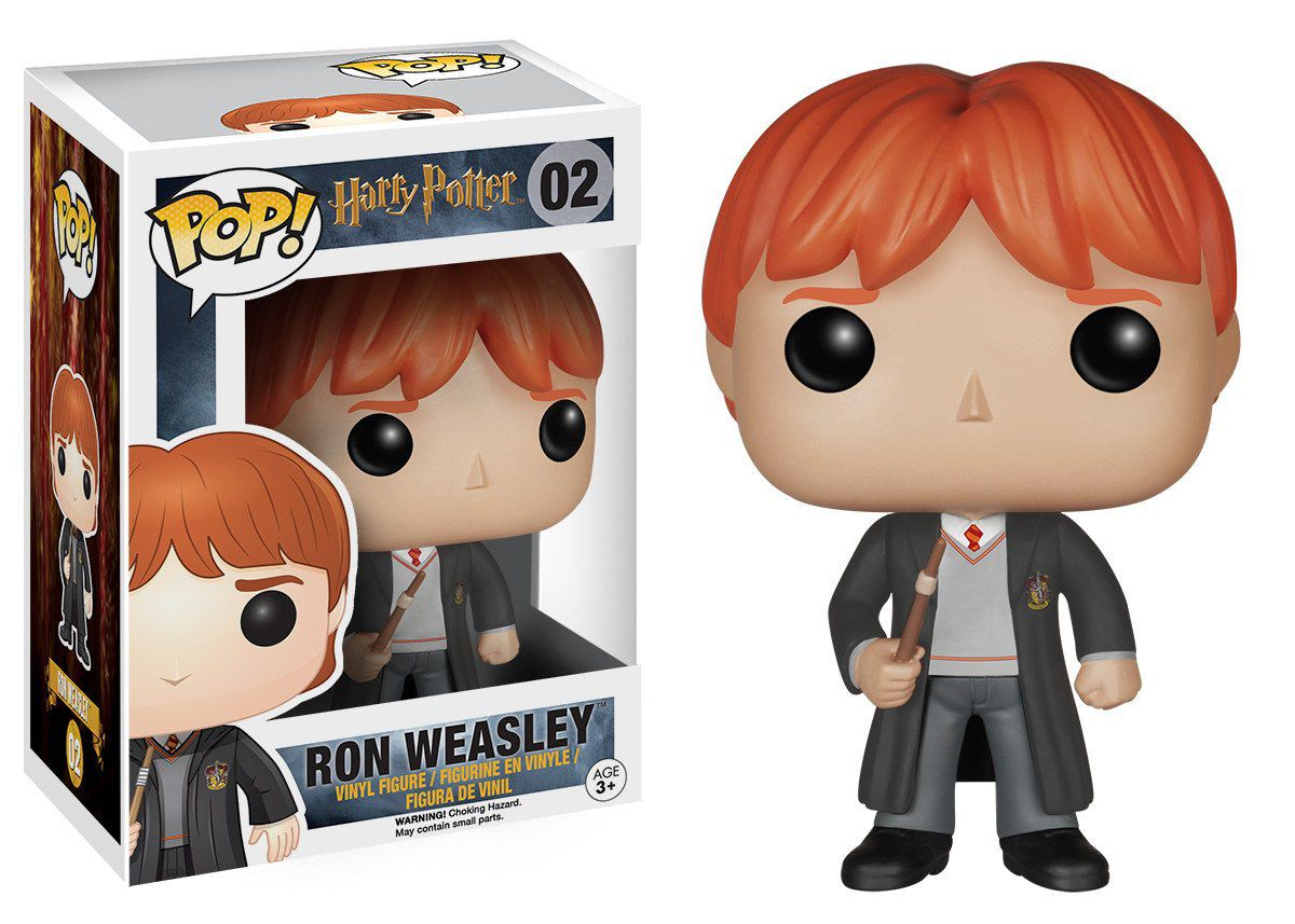 Funko Pop Movies Harry Potter Ron Weasley