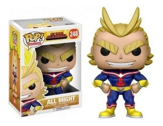 Funko Pop My Hero Academia - All Might 248