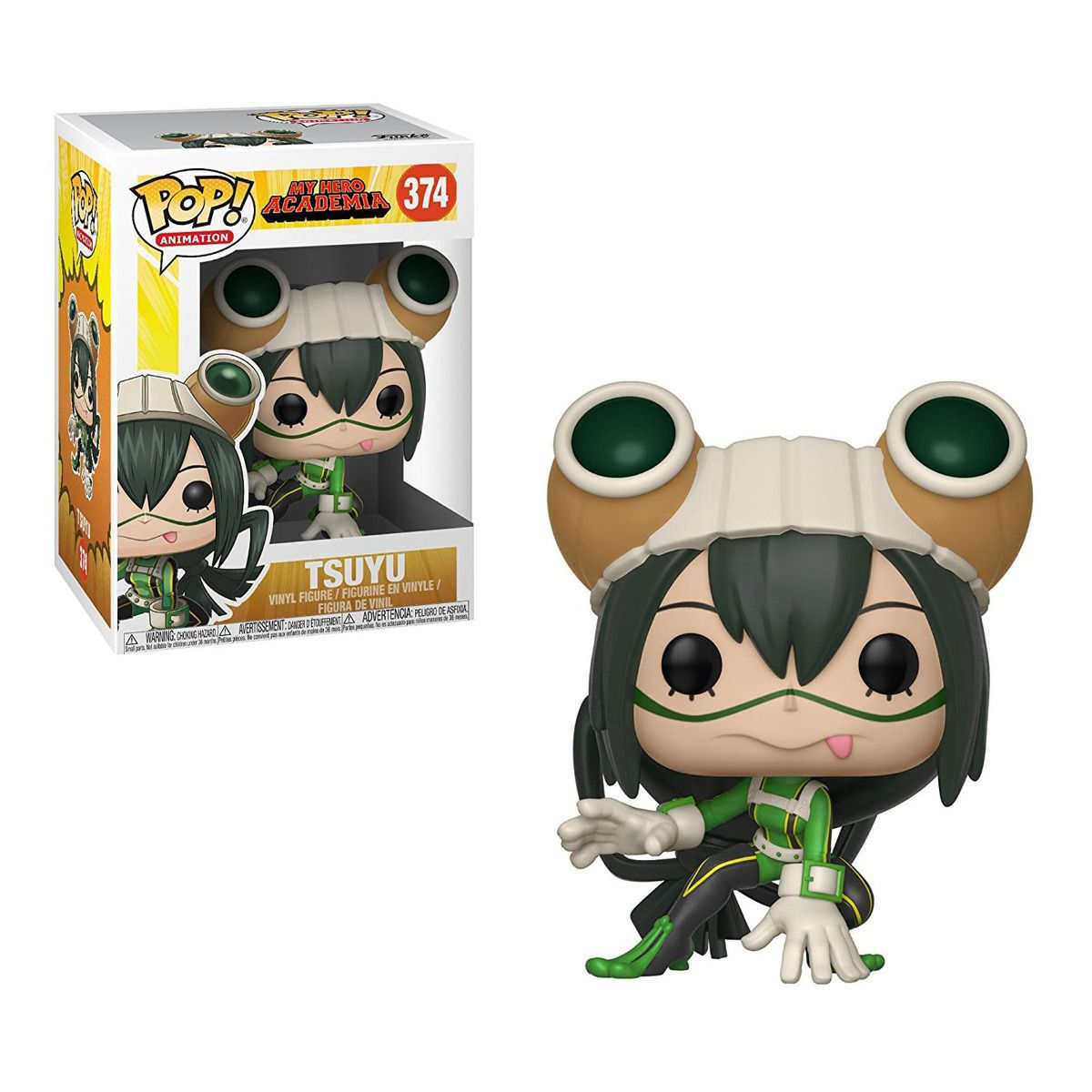Funko Pop My Hero Academia - Tsuyu