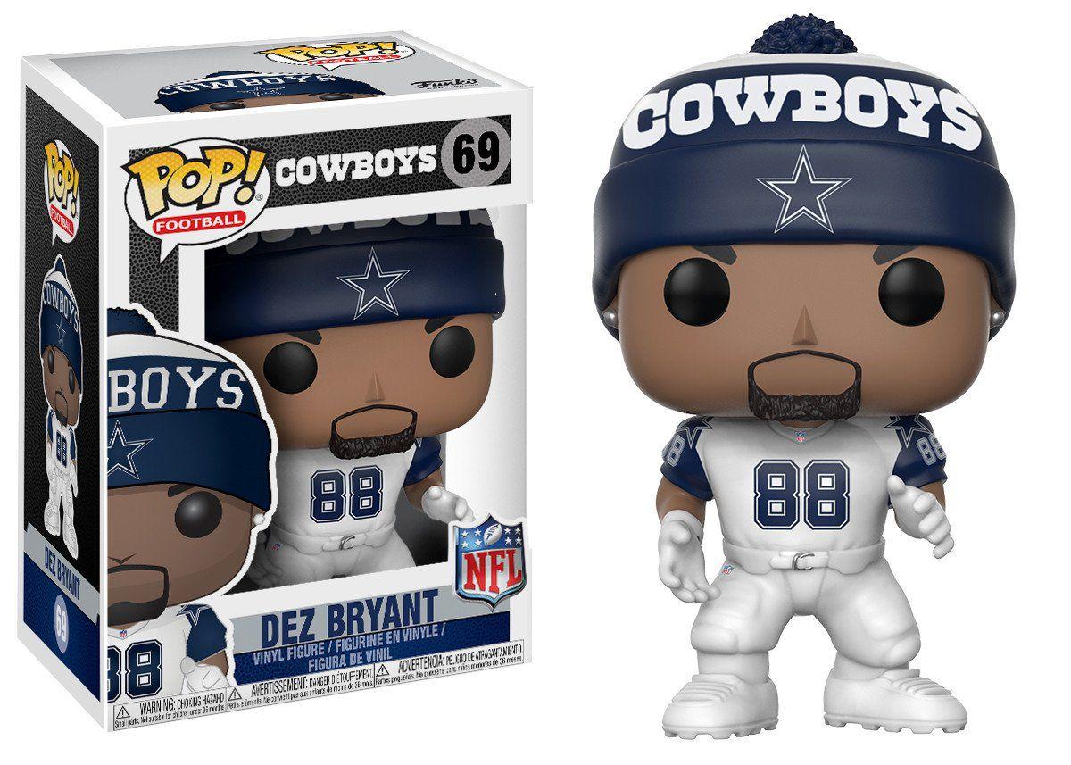 Funko Pop NFL Cowboys - Dez Bryant