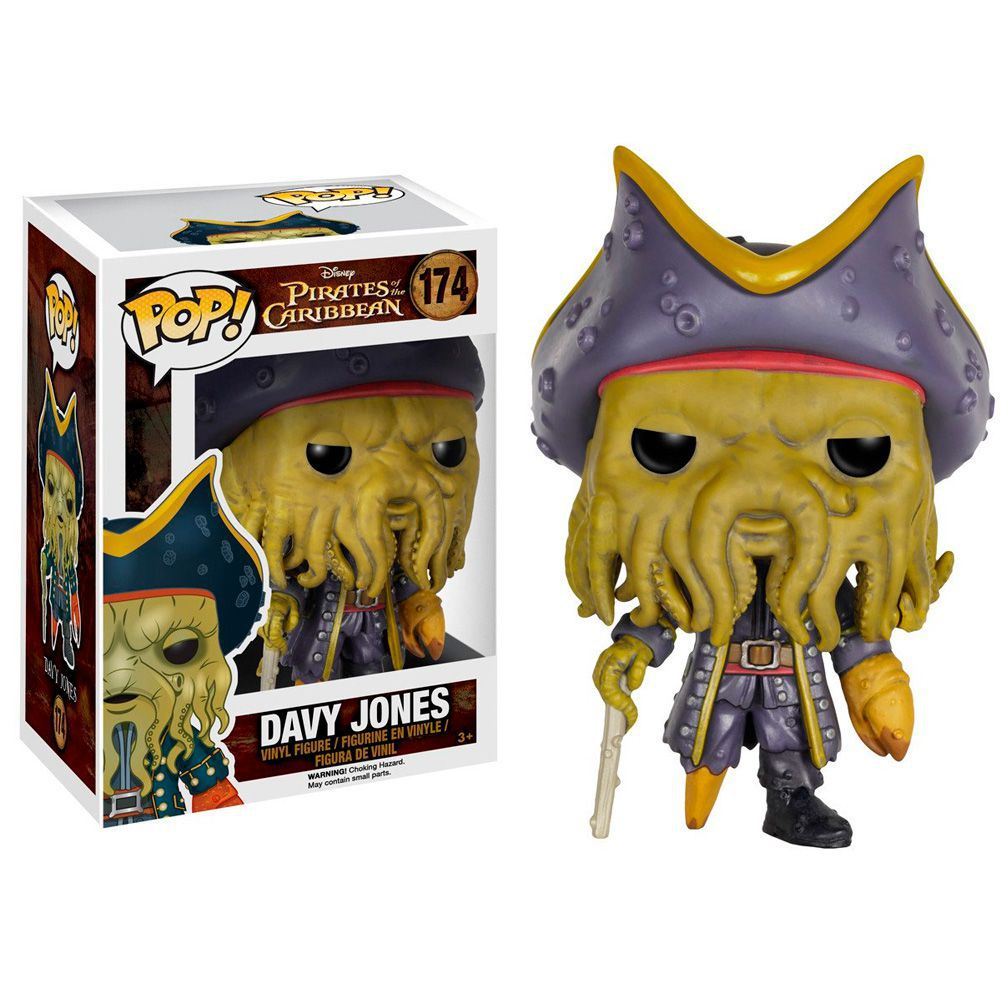 Funko Pop Pirates of the Caribbean - Davy Jones