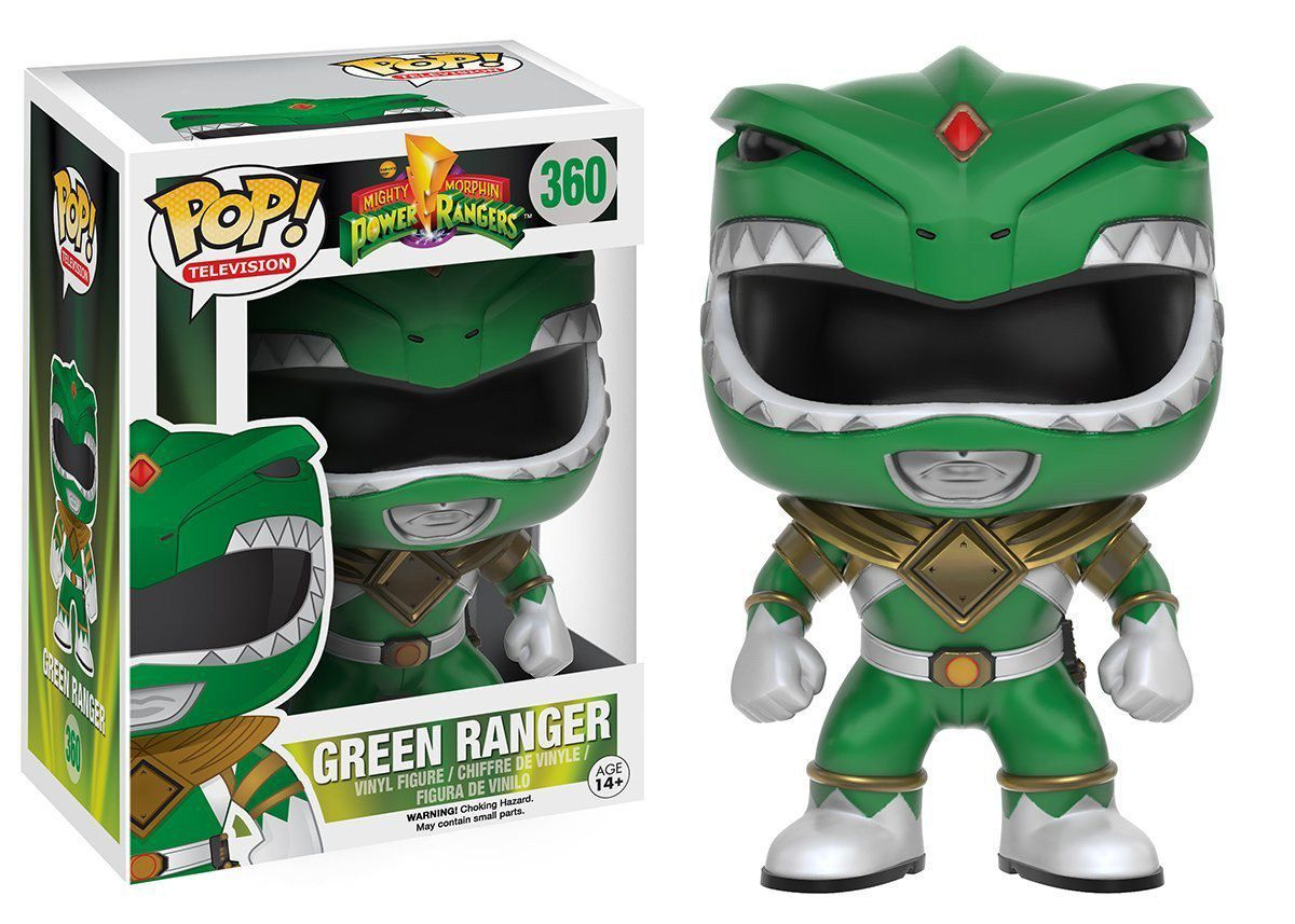 Funko Pop Power Rangers - Green Ranger