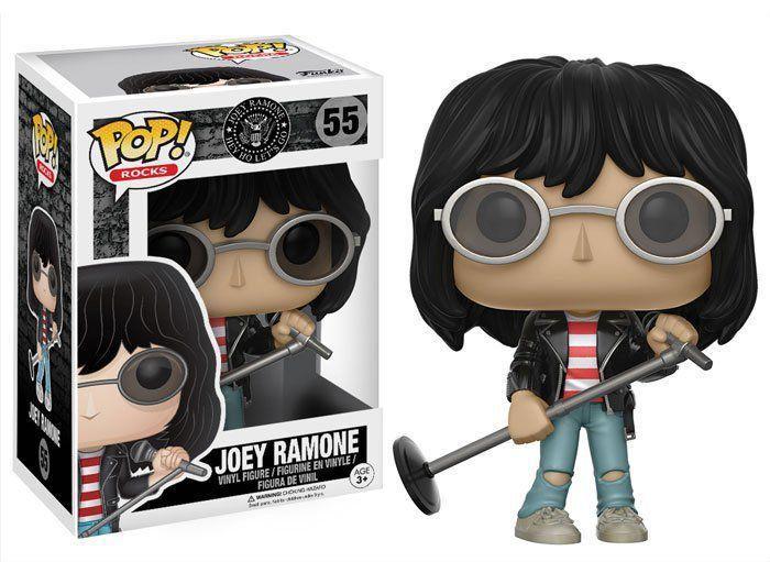 Funko Pop Rock Joey Ramone