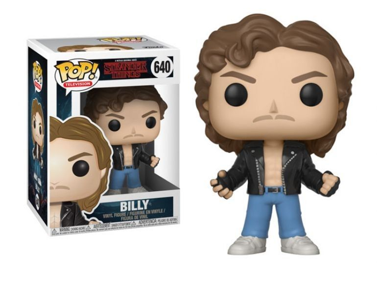 Funko Pop Series Stranger Things - Billy