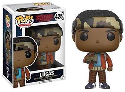 Funko Pop Series Stranger Things - Lucas