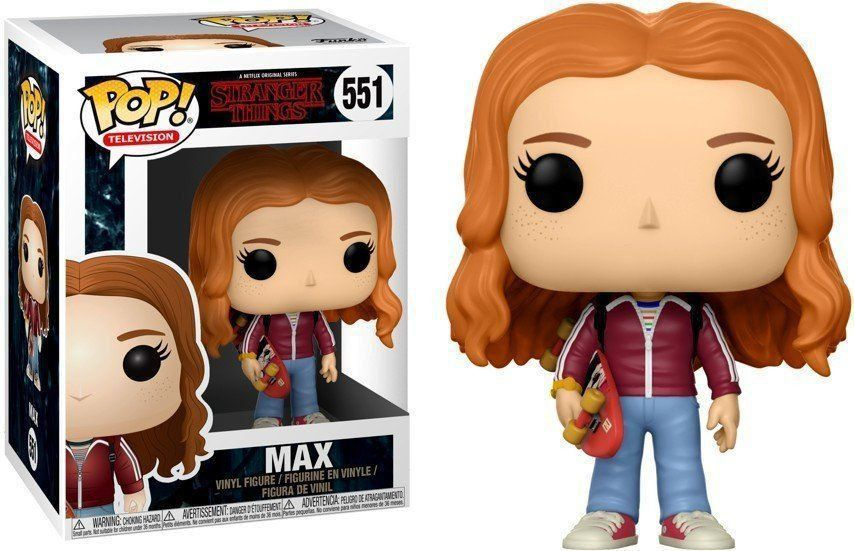Funko Pop Series Stranger Things - Max