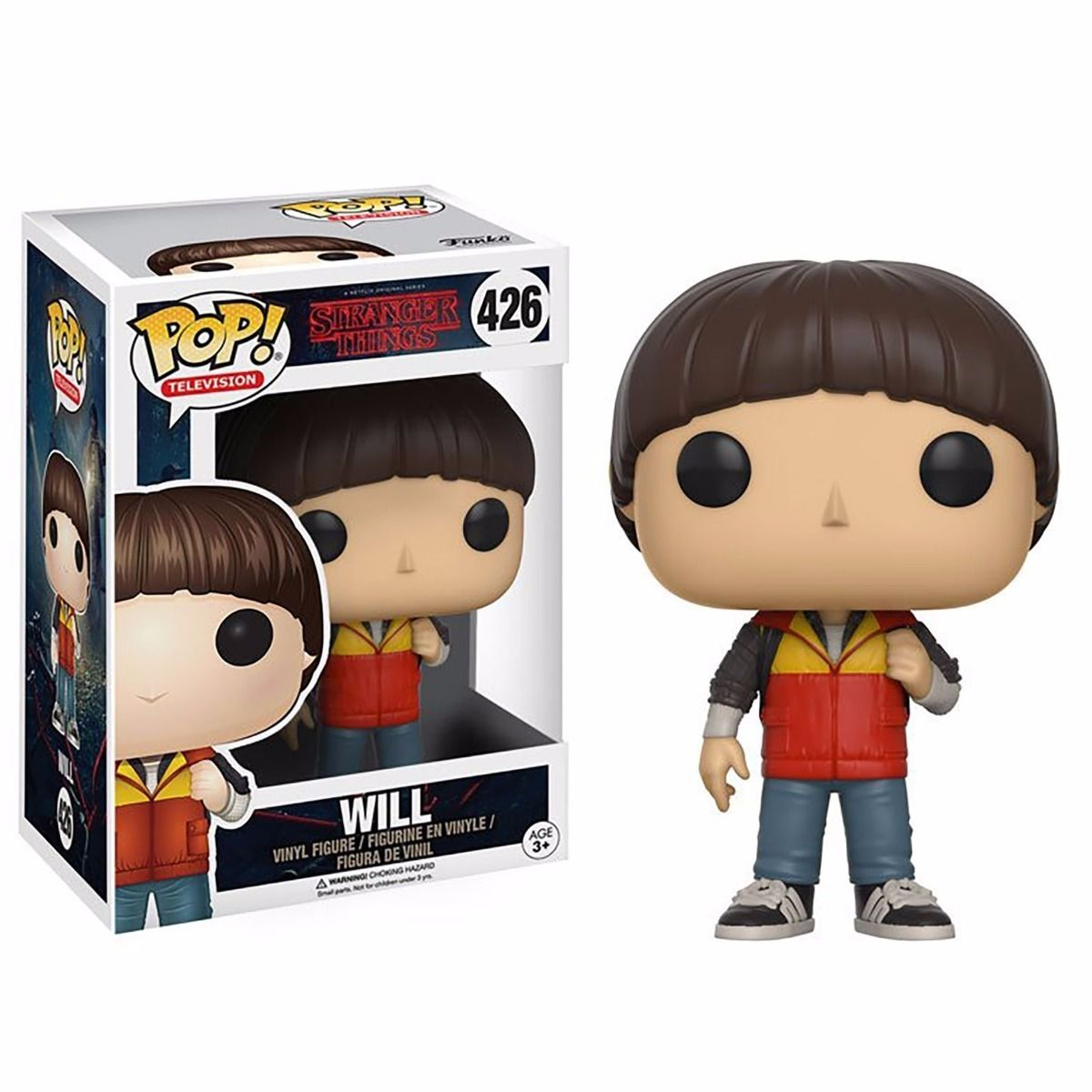 Funko Pop Series Stranger Things - Will