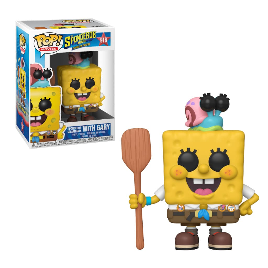 Funko Pop SpongeBob Movie - Bob Esponja 916