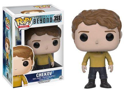 Funko Pop Star Trek Beyond - Chekov
