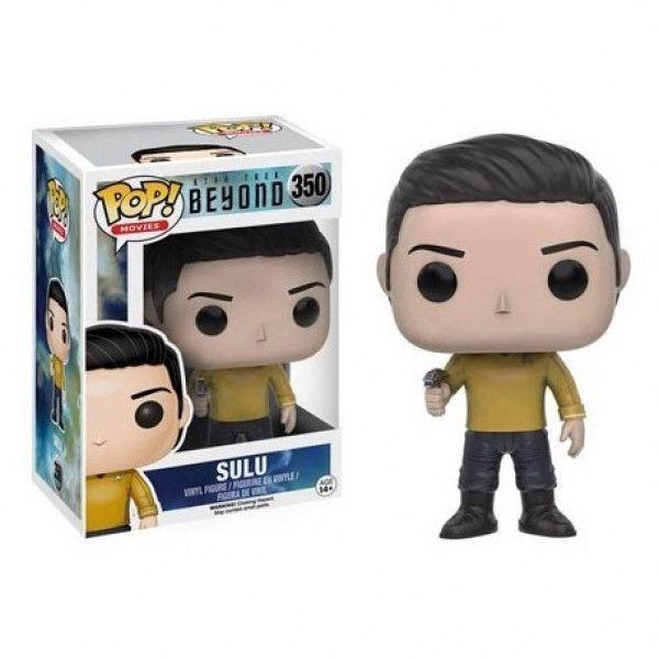 Funko Pop Star Trek Beyond - Sulu