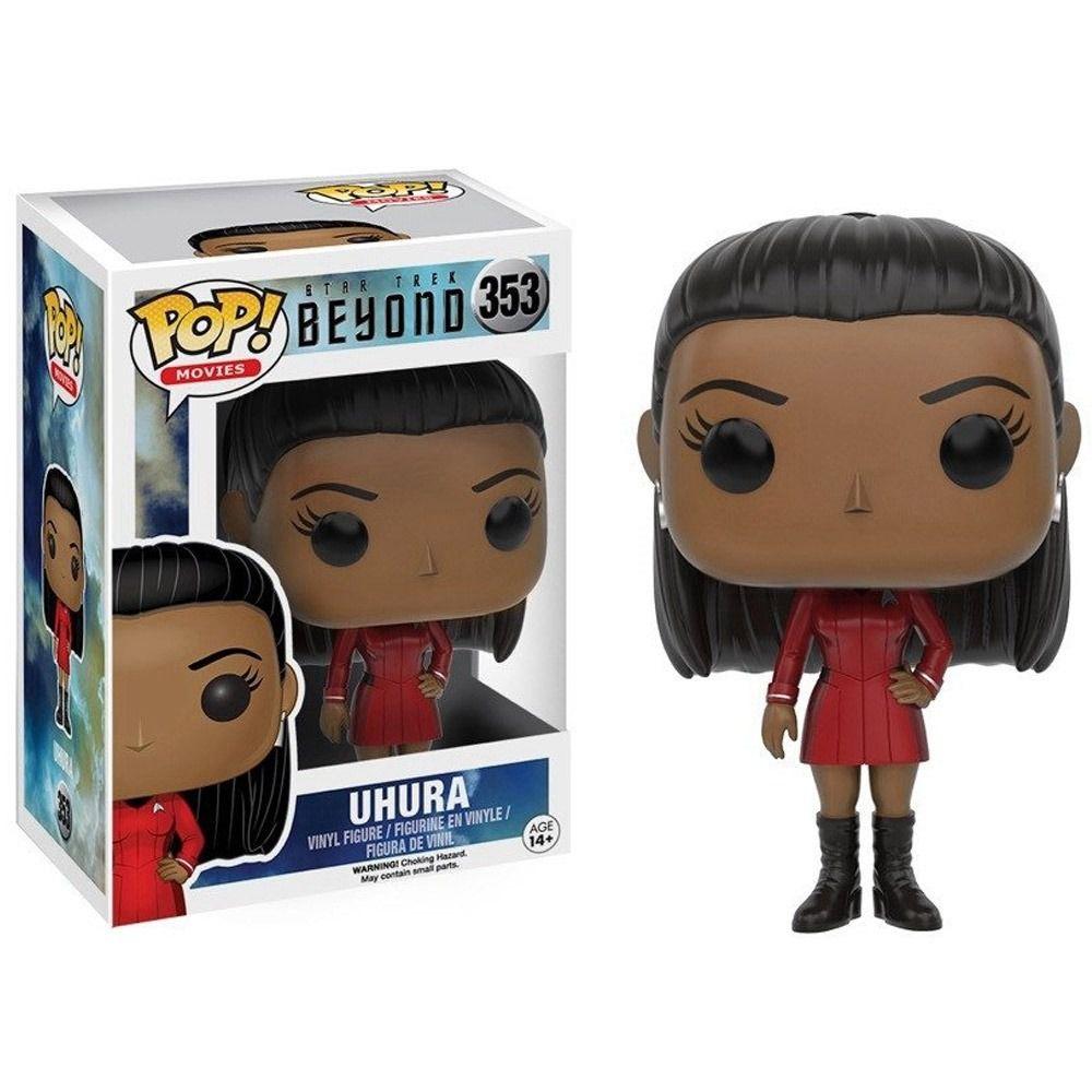 Funko Pop Star Trek Beyond - Uhura