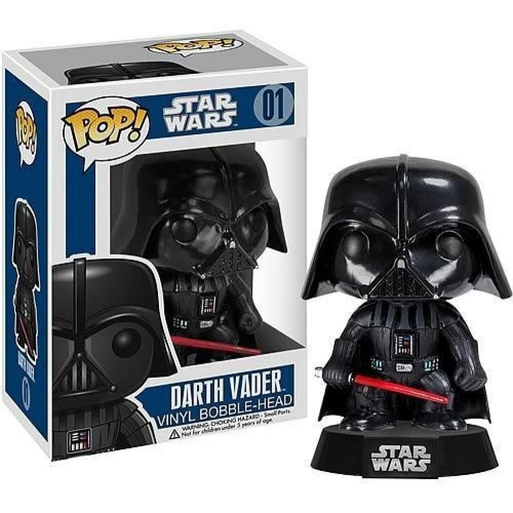 Funko Pop Star Wars - Darth Vader 01