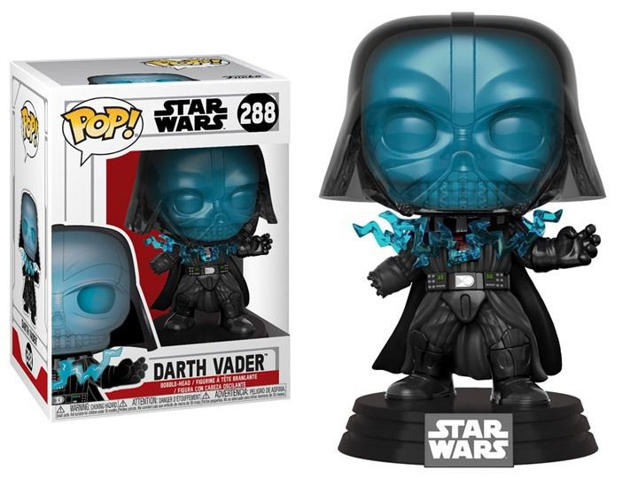Funko Pop Star Wars Darth Vader 288