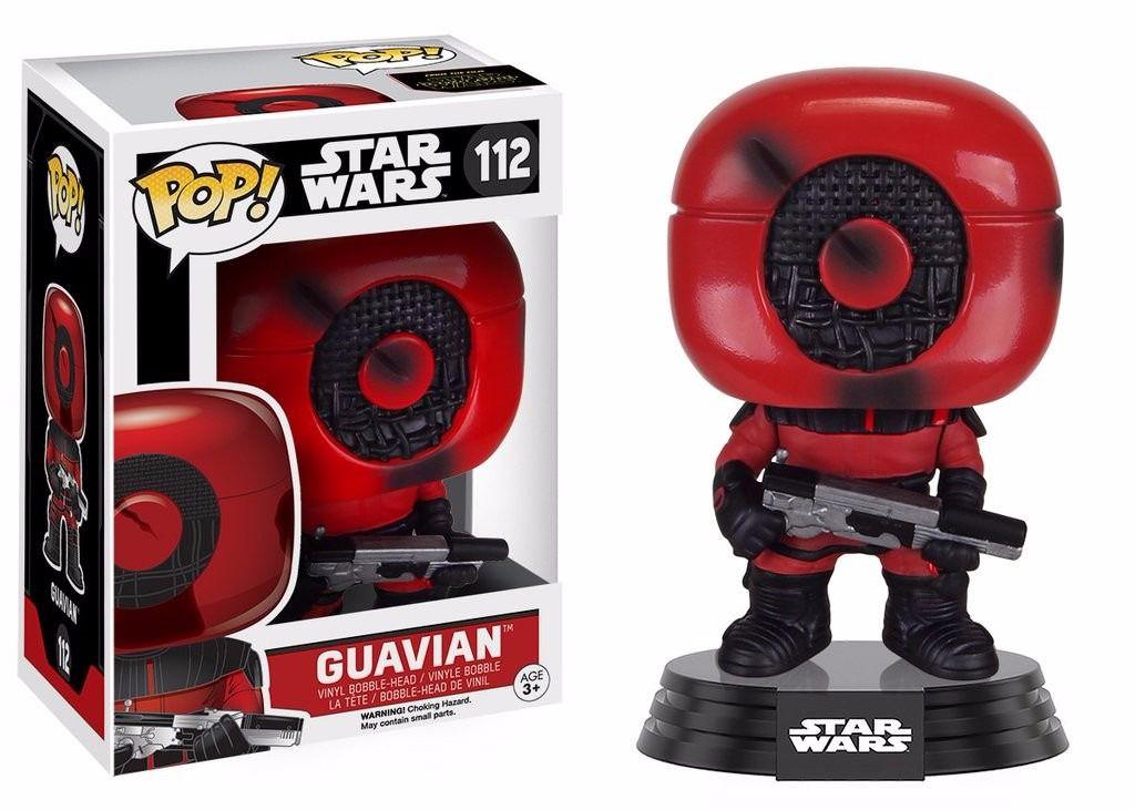 Funko Pop Star Wars - Guavian