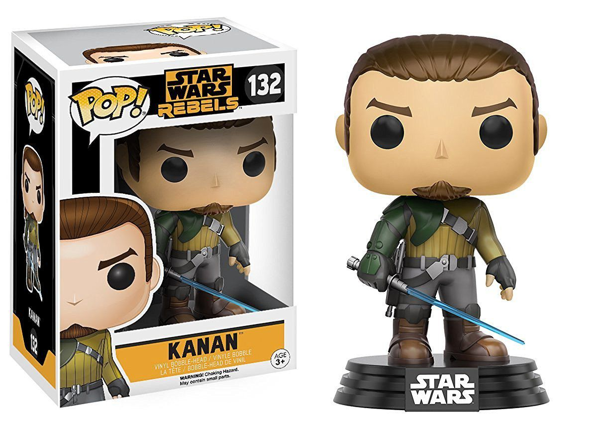 Funko Pop Star Wars Rebels - Kanan