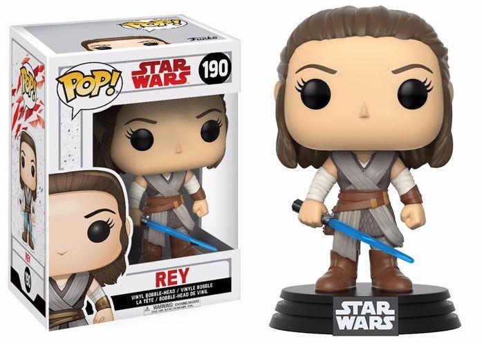 Funko Pop Star Wars - Rey 190