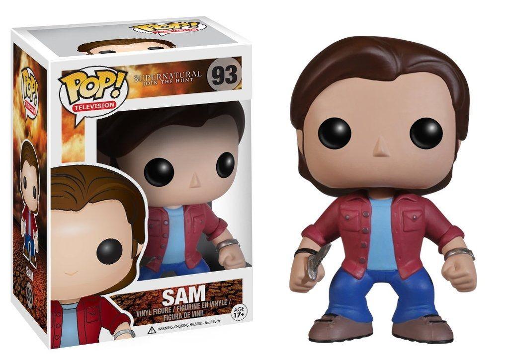 Funko Pop Supernatural Sam Winchester 93