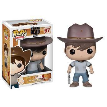 Funko Pop The Walking Dead - Carl