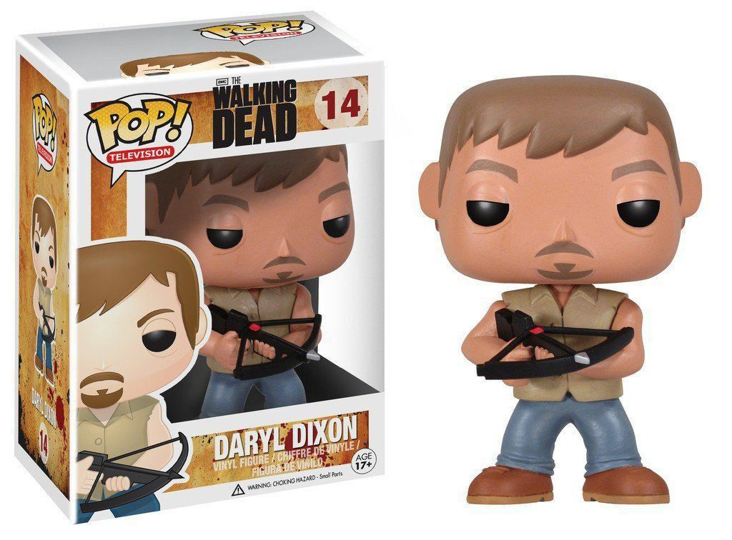Funko Pop The Walking Dead - Daryl Dixon 14