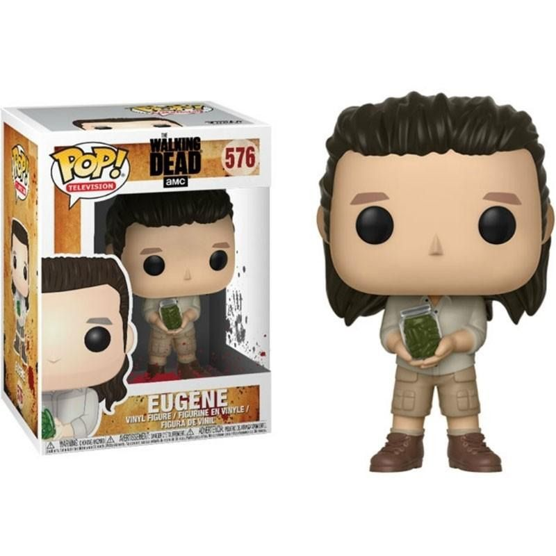 Funko Pop The Walking Dead - Eugene