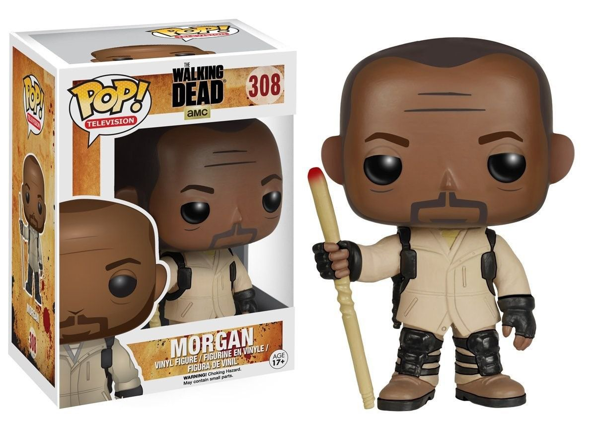 Funko Pop The Walking Dead - Morgan